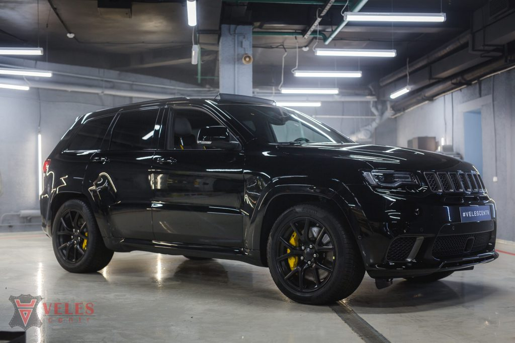 Тюнинг Jeep SRT track hawk