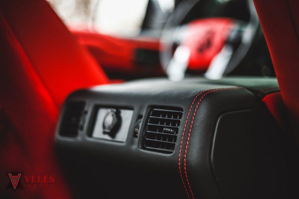 Перешив салона Toyota Tundra в Москве