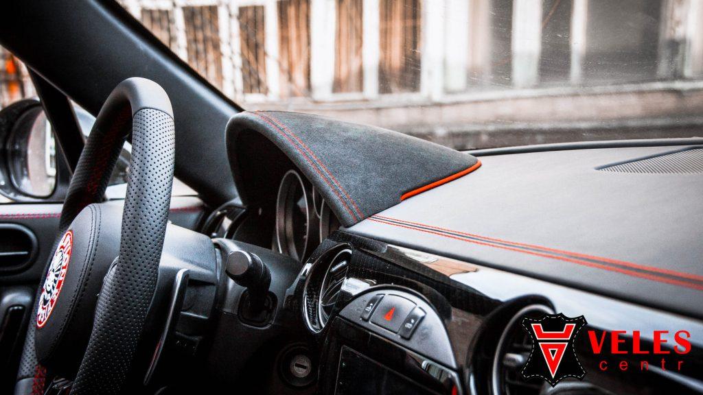 Перешив руля Mazda в Москве