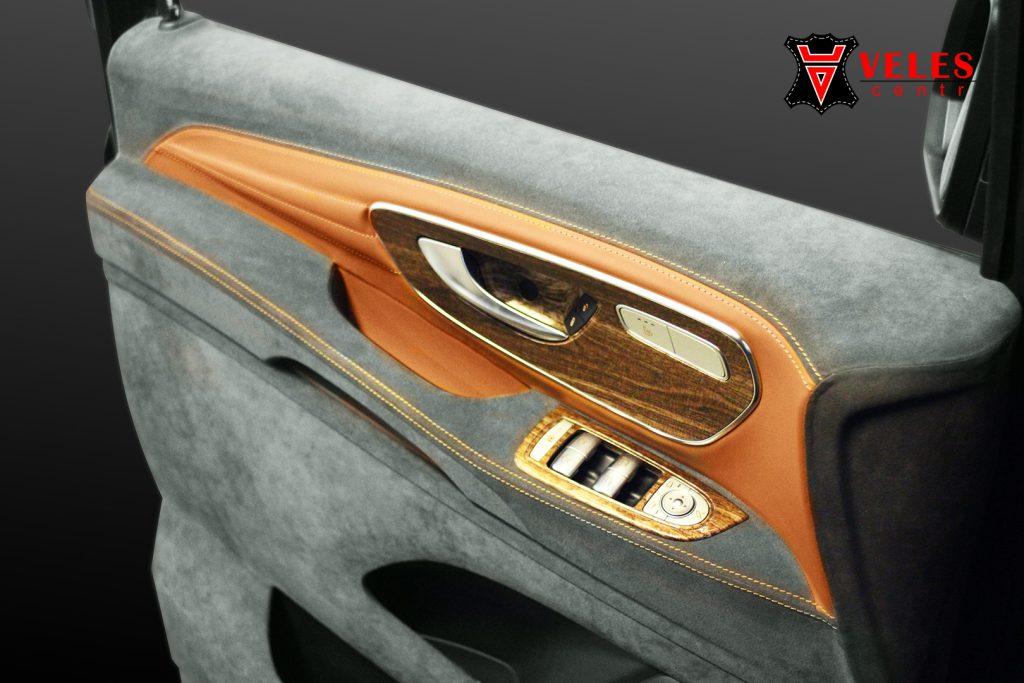 перешив дверей Mercedes VITO в Москве