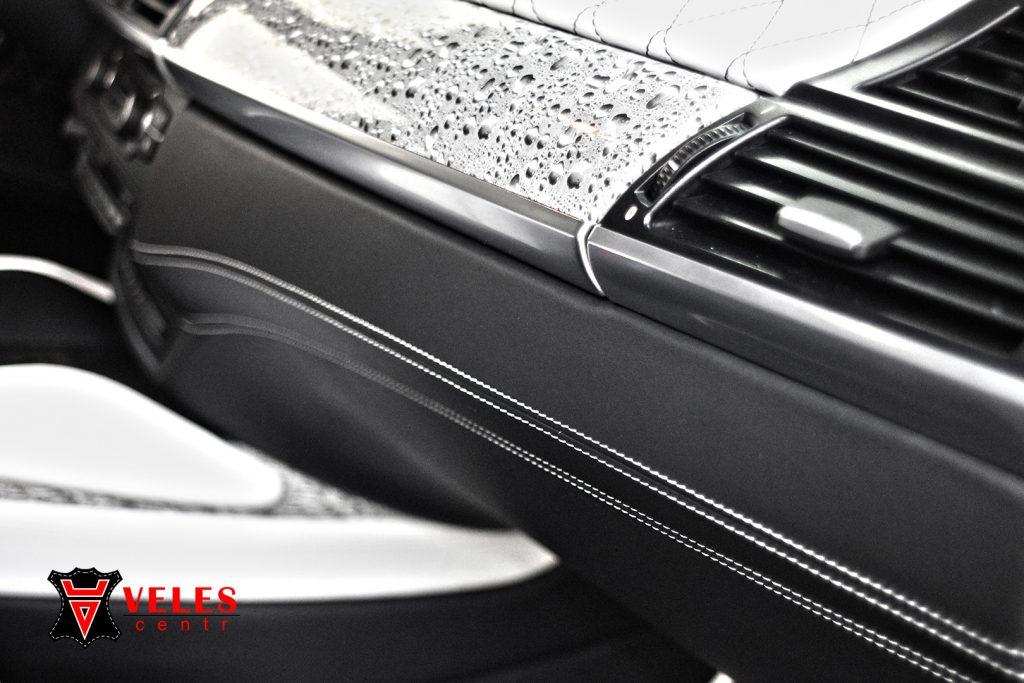 Перешив панель для BMW X6M в Москве