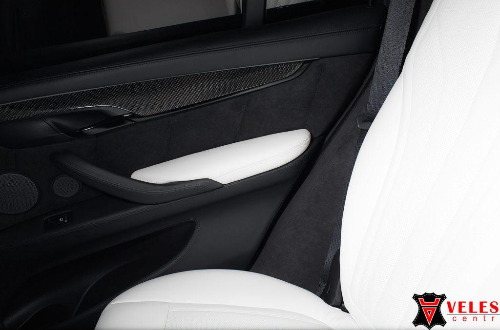 перешив дверной вставки BMW