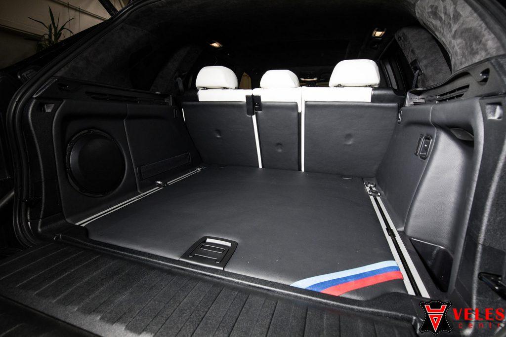 перешив багажника Bmw