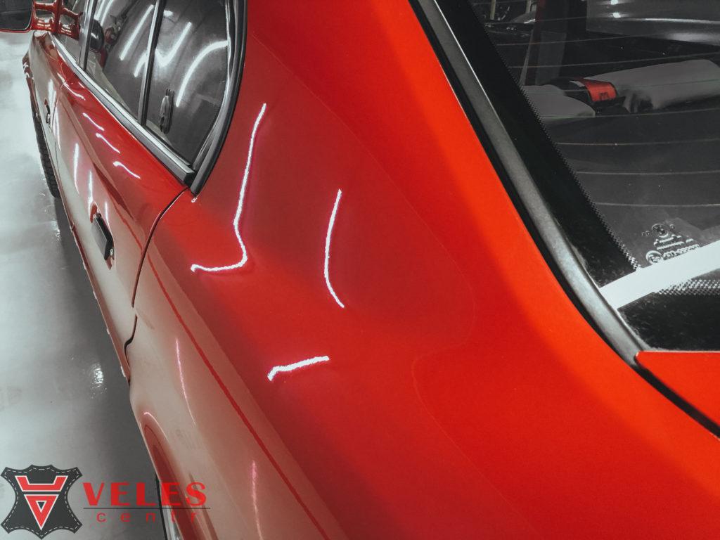 химчистка полировка кузова авто