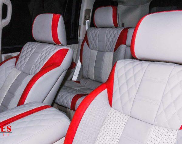 Ремонт сидений Lexus (Лексус) в Москве