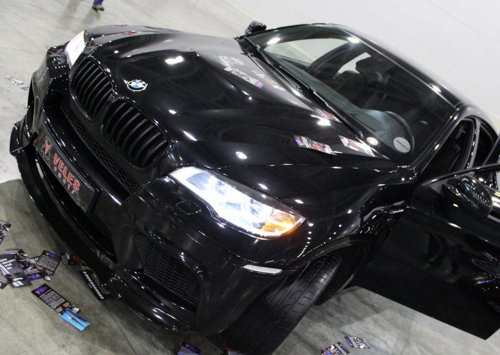 MoscowTuningShow тюнинг салонов BMW