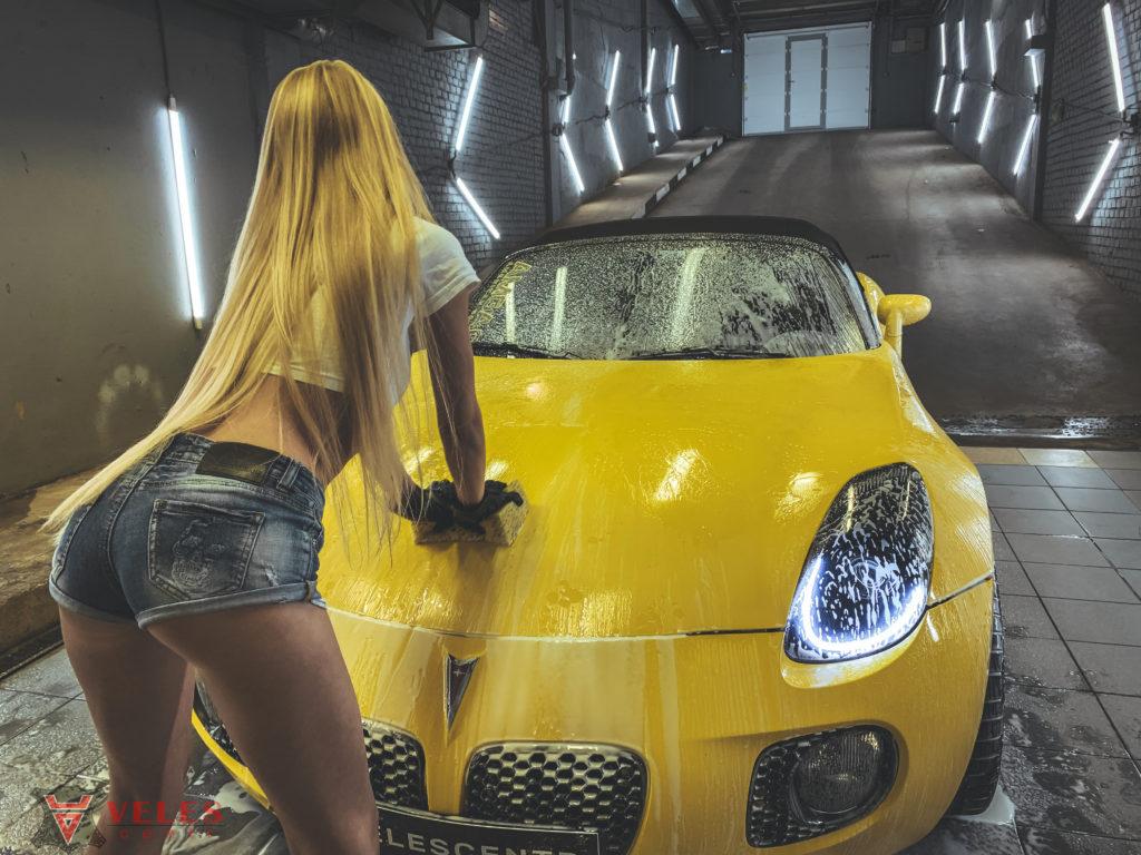 автомобиль салон чистка