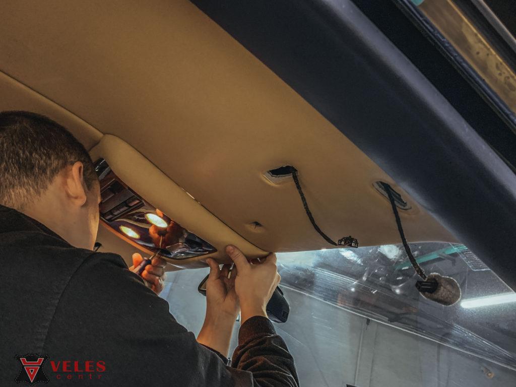 ремонт обшивки потолка в москве