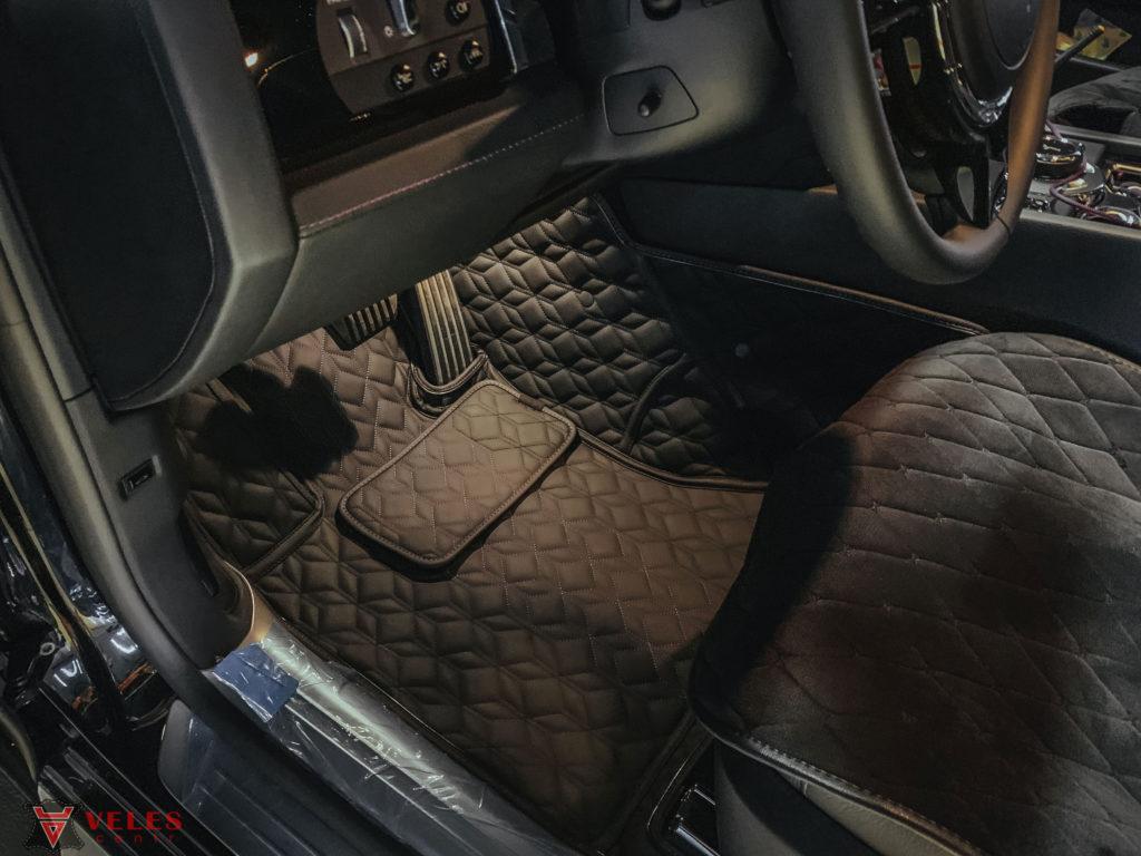 3 д коврики в автомобиль