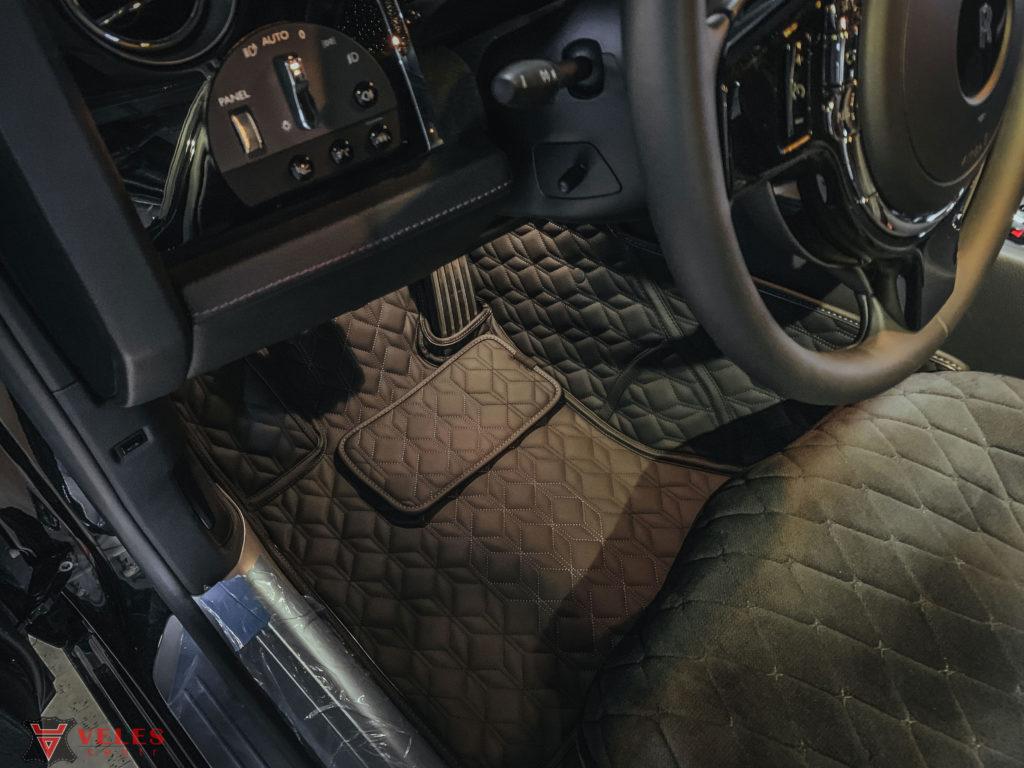 3 д коврики ручной работы в автомобиль