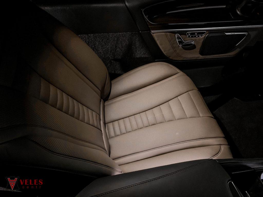 натуральная кожа +для сидений