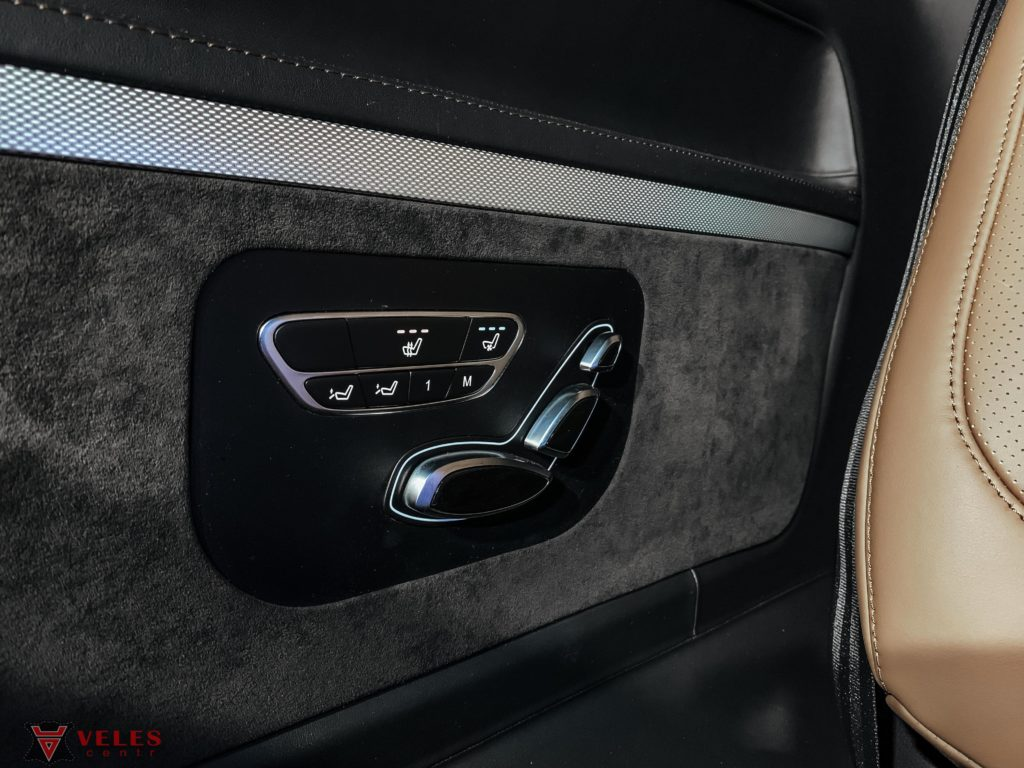 Перетяжка дверей автомобиля