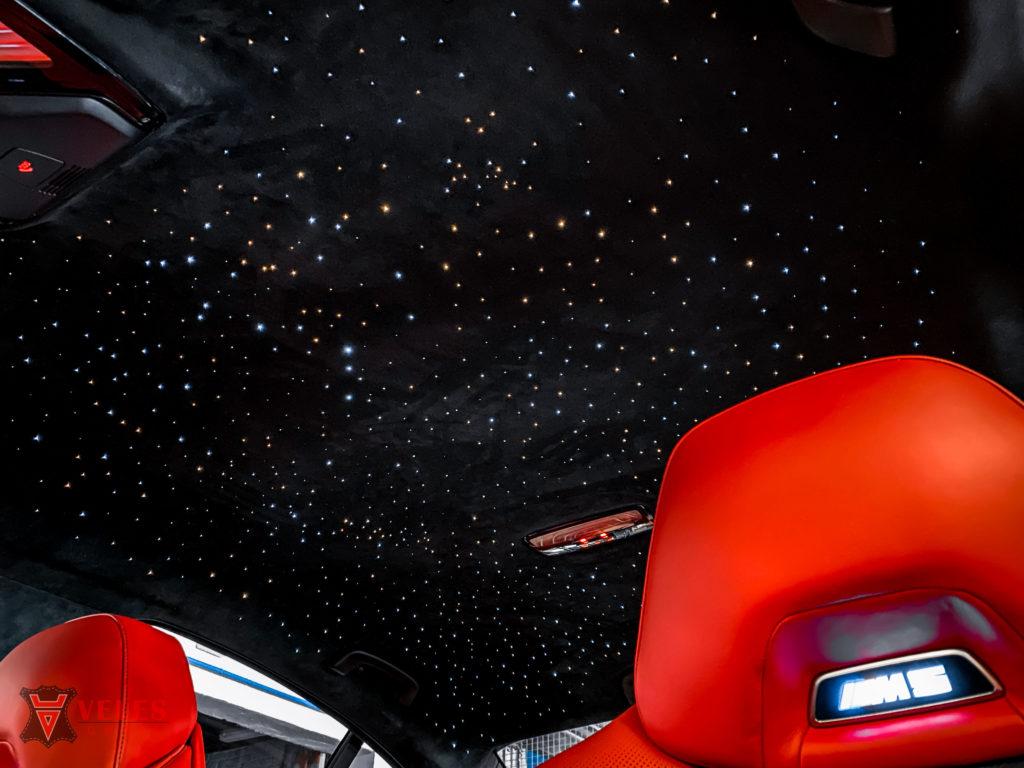 звездное небо в машину