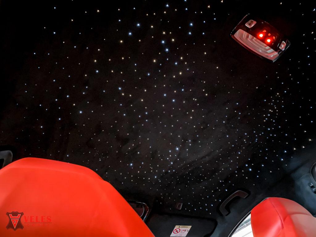 звездное небо +в авто