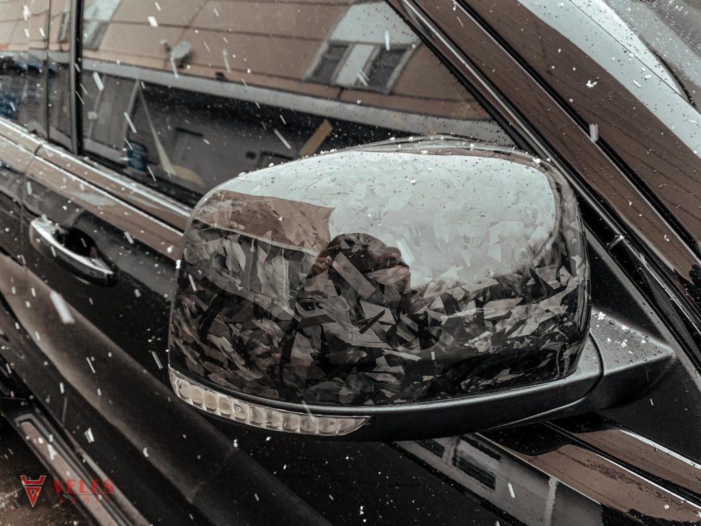 карбон на зеркала