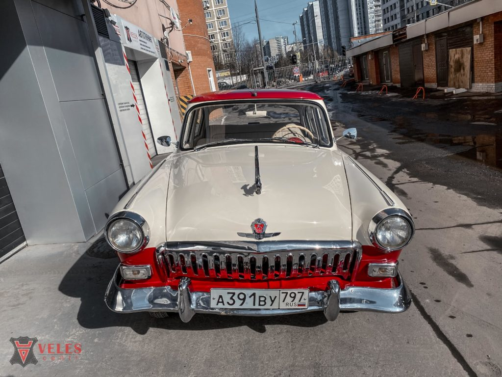 реставрация кузова автомобиля