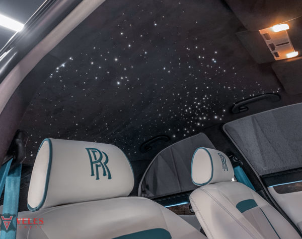 звездное небо на потолок в машину
